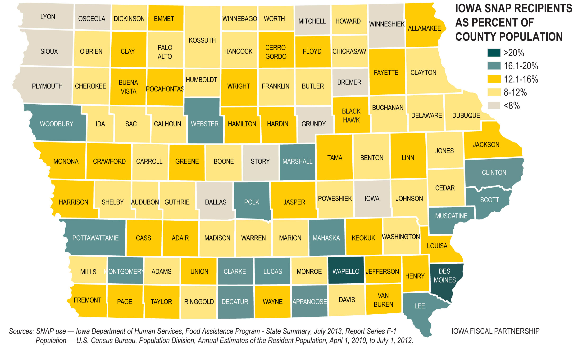 Food stamps iowa policy points ci maptemplate ccuart Images