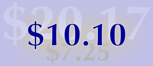 $10.10vs$7.25
